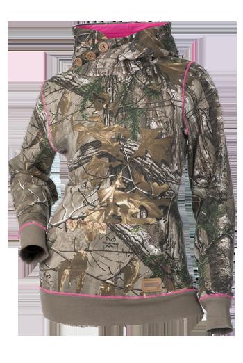 e0280c57 Dsg side button hoodie | Michigan Snowmobiling | Camo jacket women ...