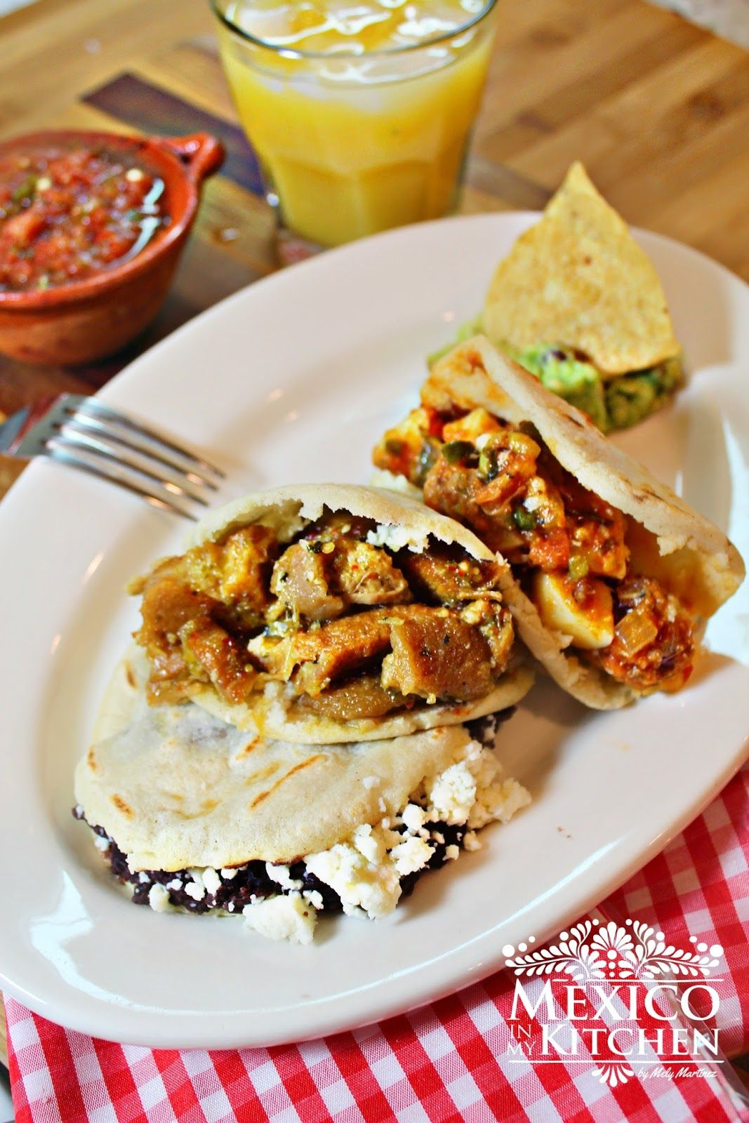 How To Make Gorditas Mexican Food Recipes Gorditas Recipe