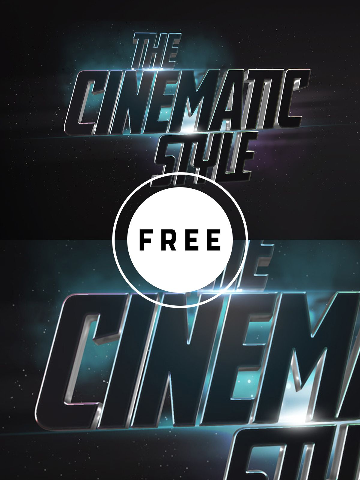 80 Free Smart Easy PSD Text Effects 3d text effect, Text