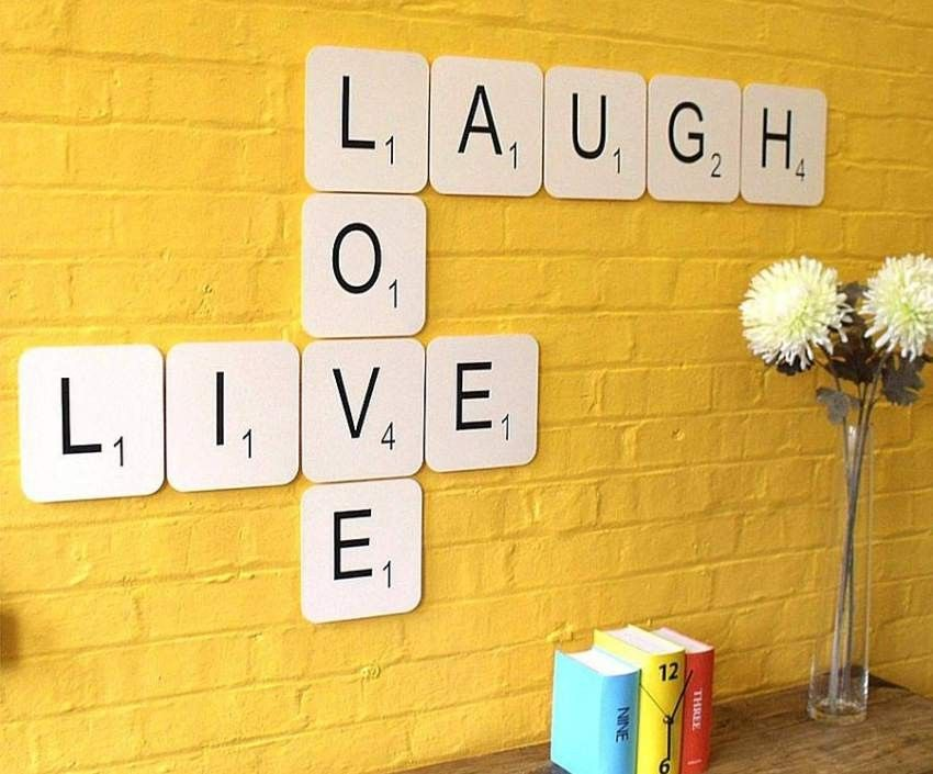 This wall decor is quite nice and would work very well in the Youth ...