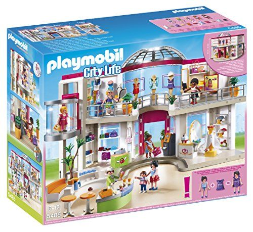Playmobil 5485 Furnished Shopping Mall Playmobil Http Www Amazon Com Dp B00b3qt6sc Ref Cm Sw R Pi Dp Crp0tb0c4v655k Playmobil Shopping Mall Playmobil Sets