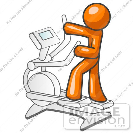 Chair Exercise Clipart Clipart Kid Elliptical Workout Workout Programs Workout
