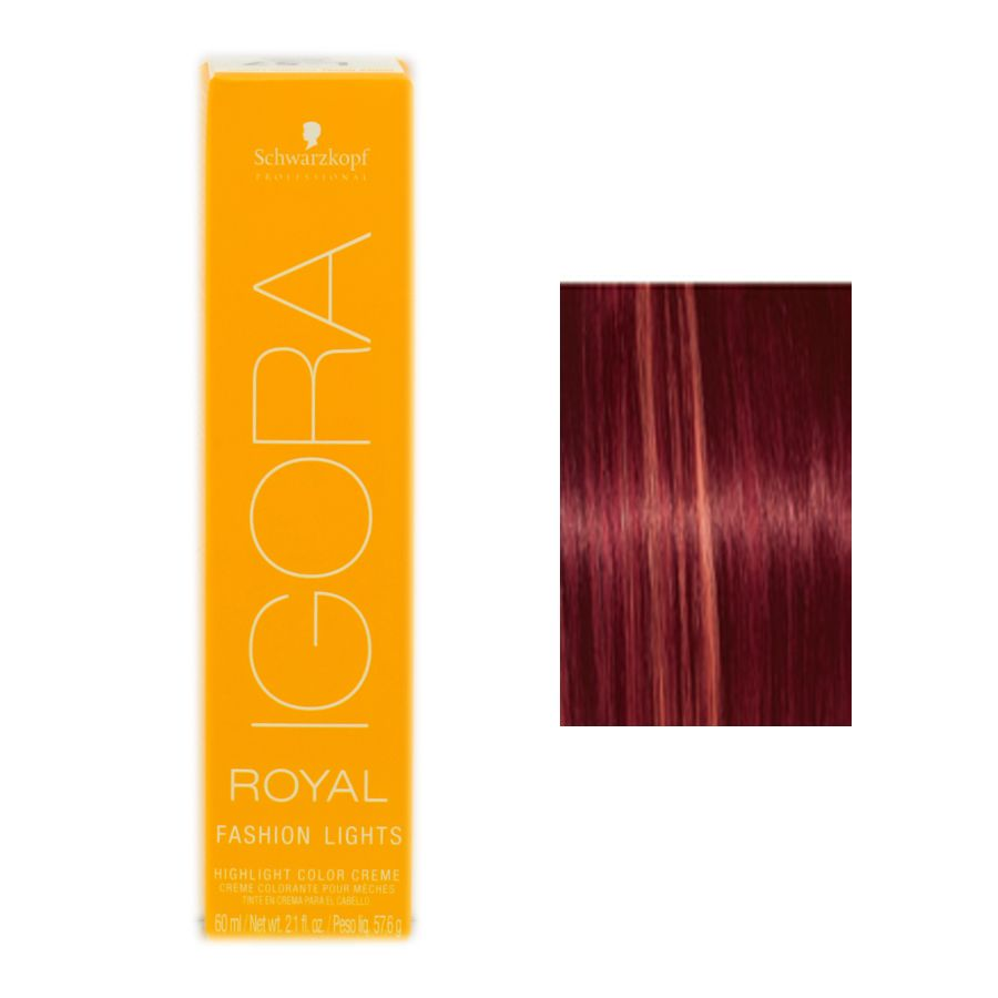 What it is fashion colours for bright highlights with maximum schwarzkopf professional igora royal fashion lights hair color red check this awesome product by going to the link at the image nvjuhfo Image collections