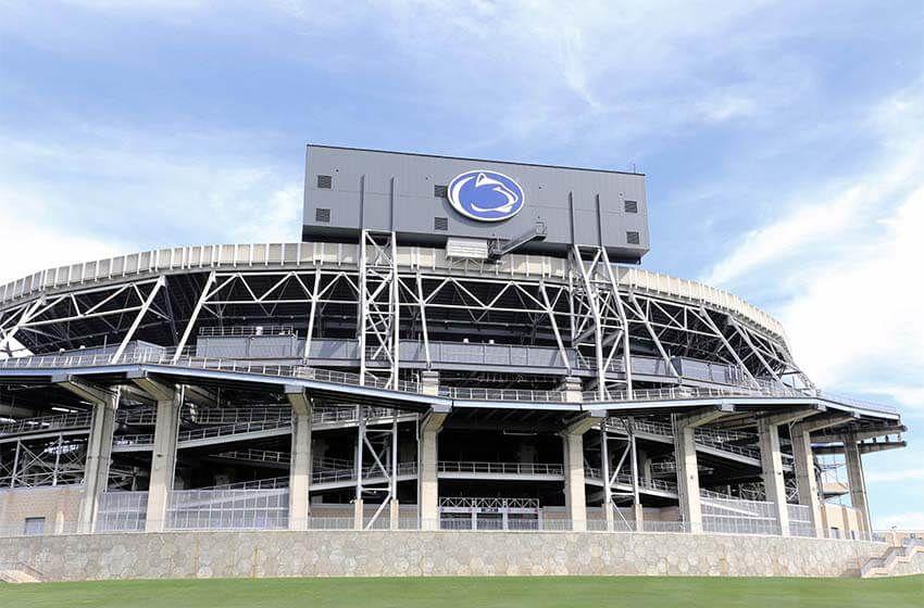 Beaver stadium united states of america penn state