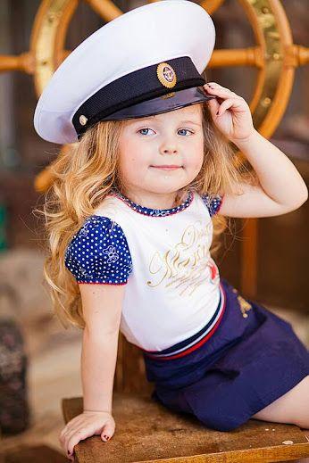 Precious Child ~ let's go sailing...