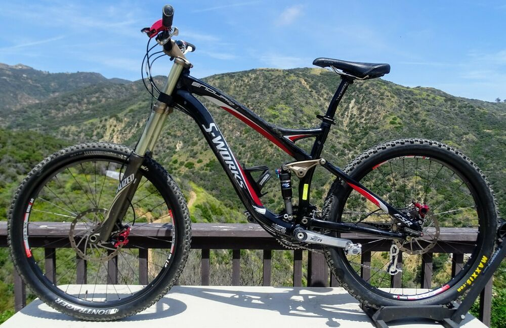 "Sponsored(eBay) Specialized S-Works Enduro SL FSR 26"" Carbon"