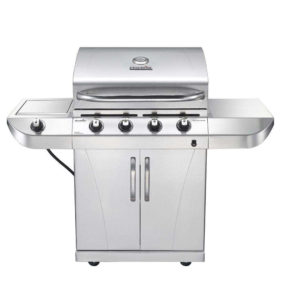char broil stainless stainless 4 burner 34 000 btu liquid