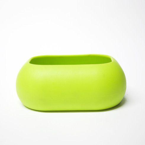 Designer Dog Bowls Rubber Dog Bowl Purplebone Com Dog Bowls