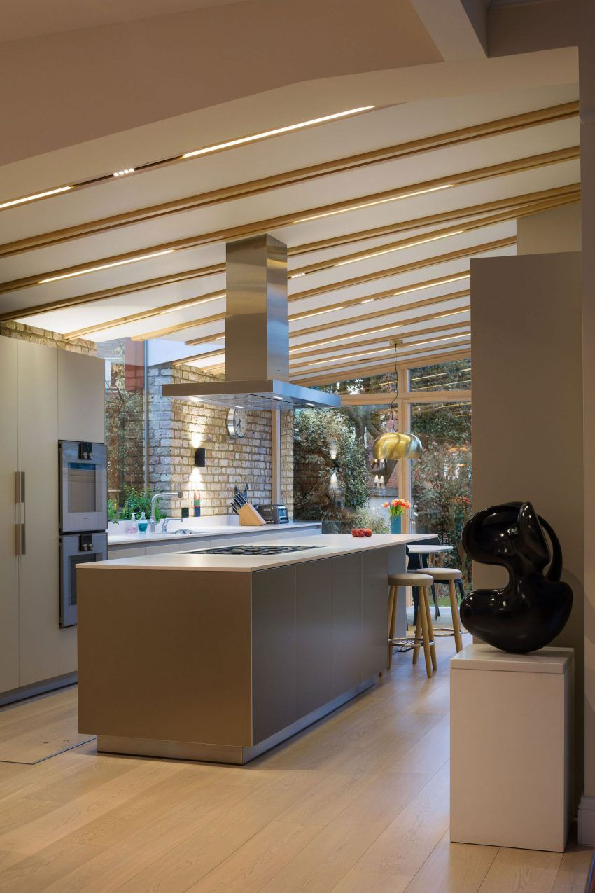 a refurbishment project in london, england | refurbishment and house