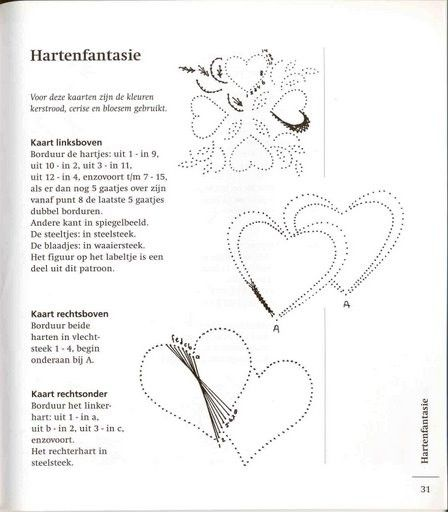 broderie coeur carterie cardmaking techniques et mod les pinterest broderie broderie. Black Bedroom Furniture Sets. Home Design Ideas