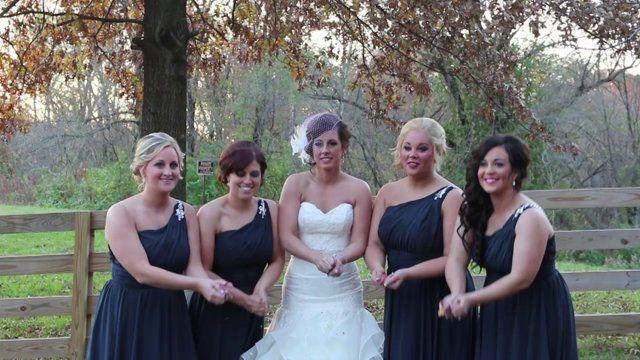Leah + Keith Butler | Wedding Trailer