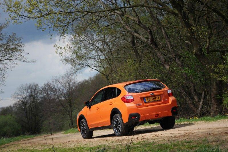 Foto's Subaru XV 2.0i CVT Luxury Plus AWD - Rijtesten.nl: Pure rijervaring