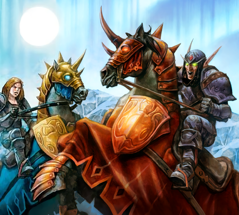 The Grand Tournament full art Hearthstone Wiki