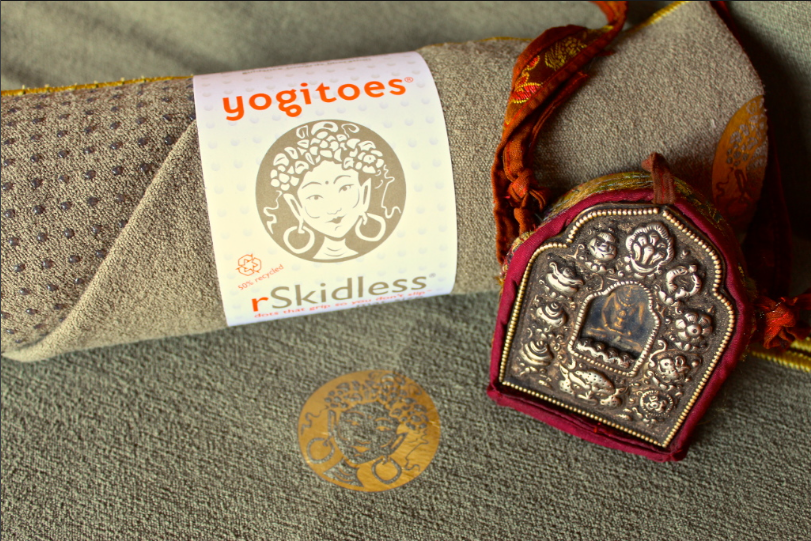 Get groovy with Green Tara. The Tibetan Goddess with extraordinary powers of blessing, Tara offers active guidance towards our individual and communal liberation. Let her playfulness inspire the release of rigidity. Time for a cartwheel on the grass?