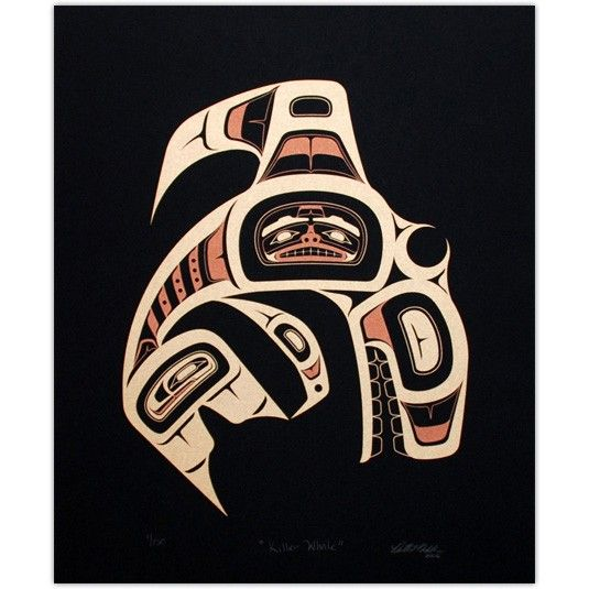 Killer Whale - Nathaniel Wilkerson | First Nations Artworks ...