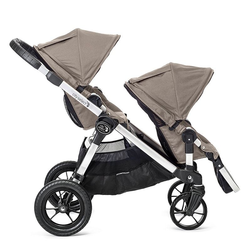 20 Best Double Strollers of 2018 Baby jogger city select