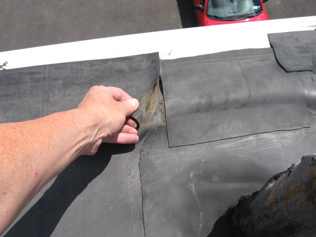 Best Epdm Roofing Membrane Maintenance Is Quick And Affordable 640 x 480