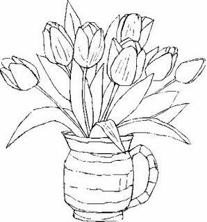 Шаблоны - цветы, феечки и прочая и прочая | Цветочные ...