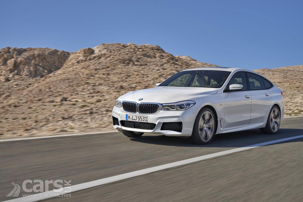 New BMW 6 Series Grand Turismo ousts the 5 Series GT - Costs from ...