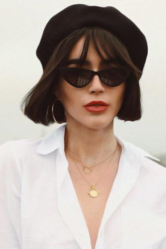 Fresh Ways How To Wear A Beret To Stay Trendy | Lo