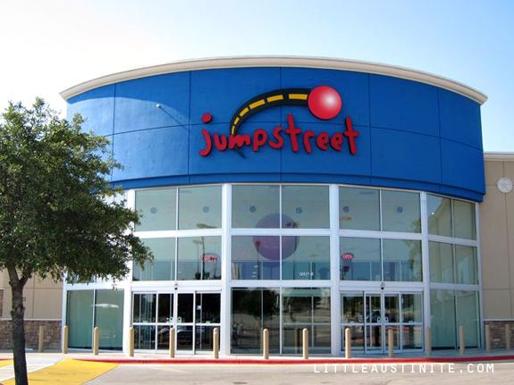 take the kids to Jumpstreet, best for those 8 years and older ...