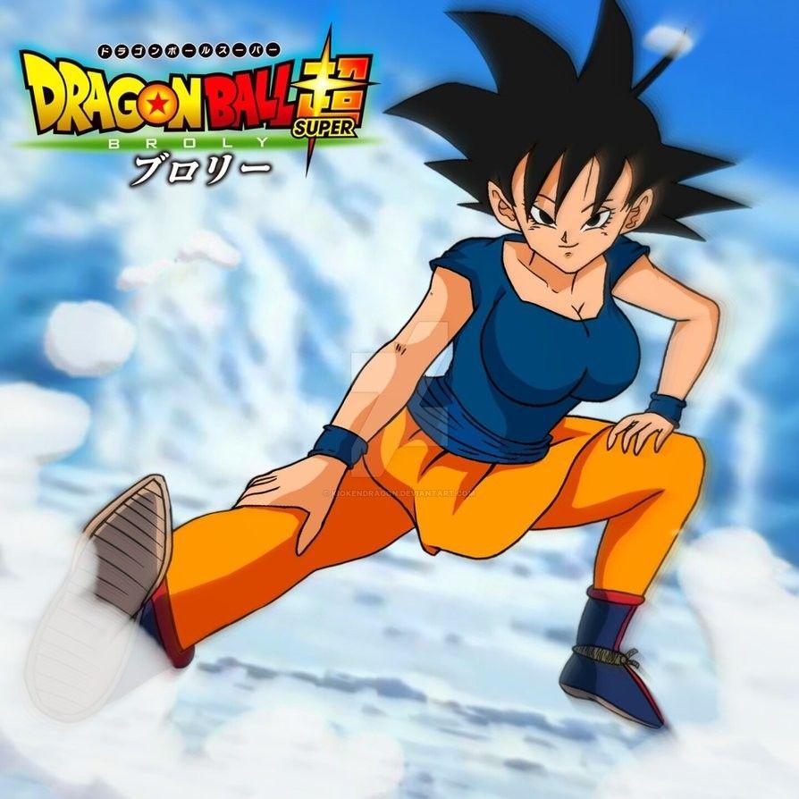 La Hermana De Goku, Dragon
