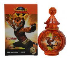Kung Fu Panda 2 Tigeress - detská EDT 100 ml