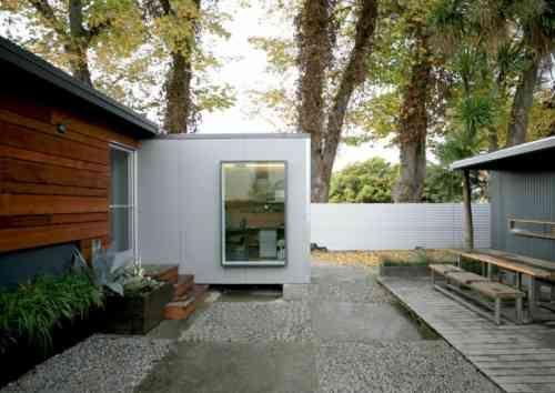Idée aménagement extérieur: déco de la terrasse en bois | House