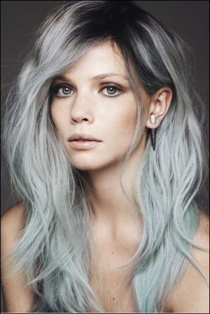 Siwe wlosy szukaj w google my hair pinterest explore current hair trends hair art and more urmus Images