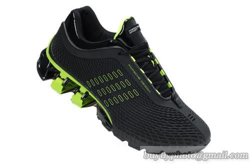 huge discount 61bea 14fa3 Men s Adidas Porsche Design 3 Running Shoes A Black Green only US 85.00 -  follow me to pick up couopons.