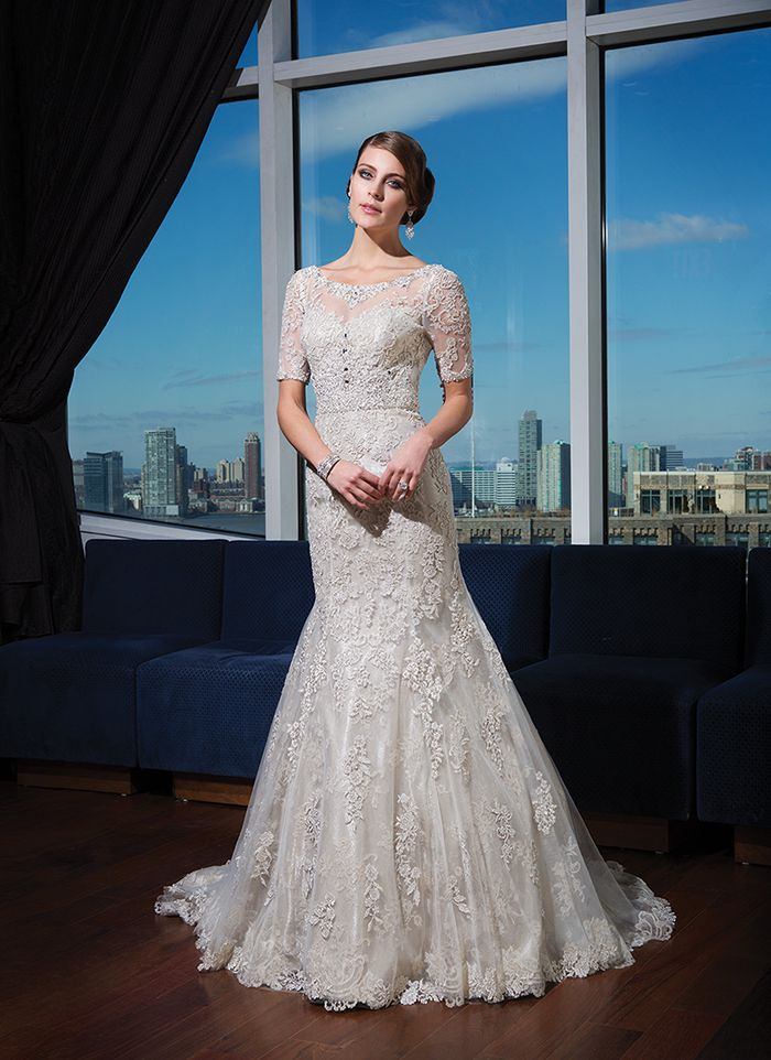Justin Alexander Wedding Dresses Signature Collection | Pinterest ...
