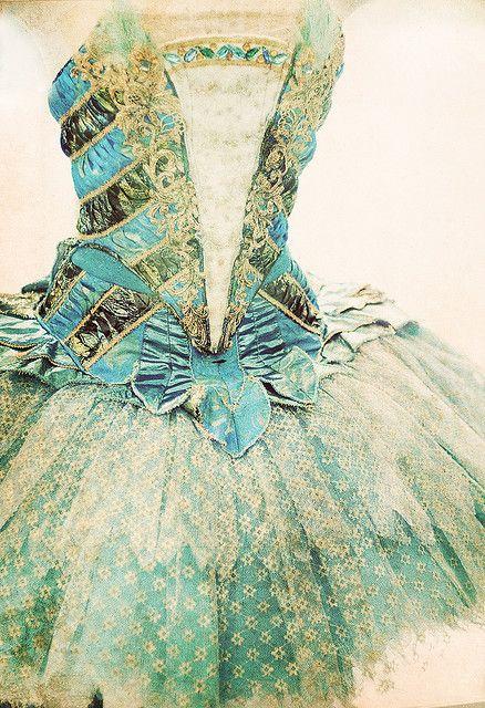 At the Ballet, via Flickr.