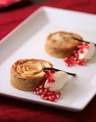 apple desserts for rosh hashanah