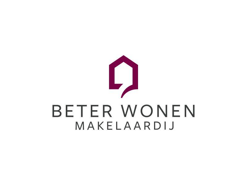 Logo brokerage - Beter wonen makelaardij