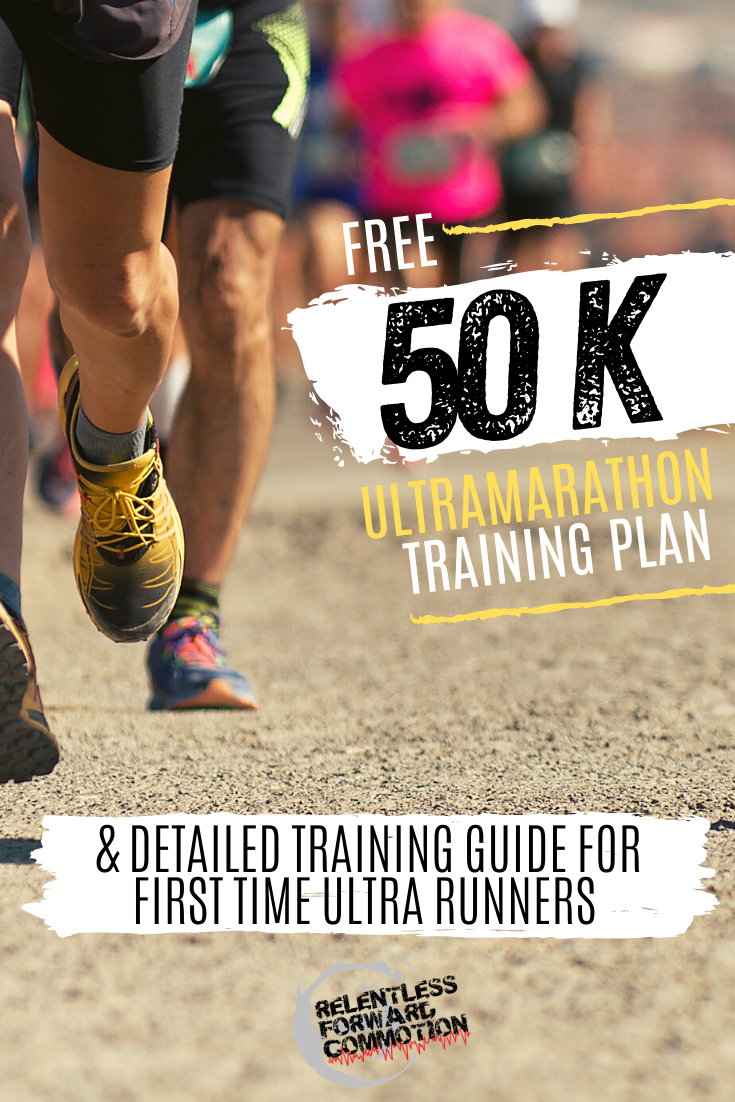 Ready to dip your toes into the ultramarathon world?  A 50K – or 31 miles – is the perfect place to start.  This free 50K ultramarathon training plan and detailed guide, created by a certified exercise physiologist and running coach, will help you safely train for your first 50K race.