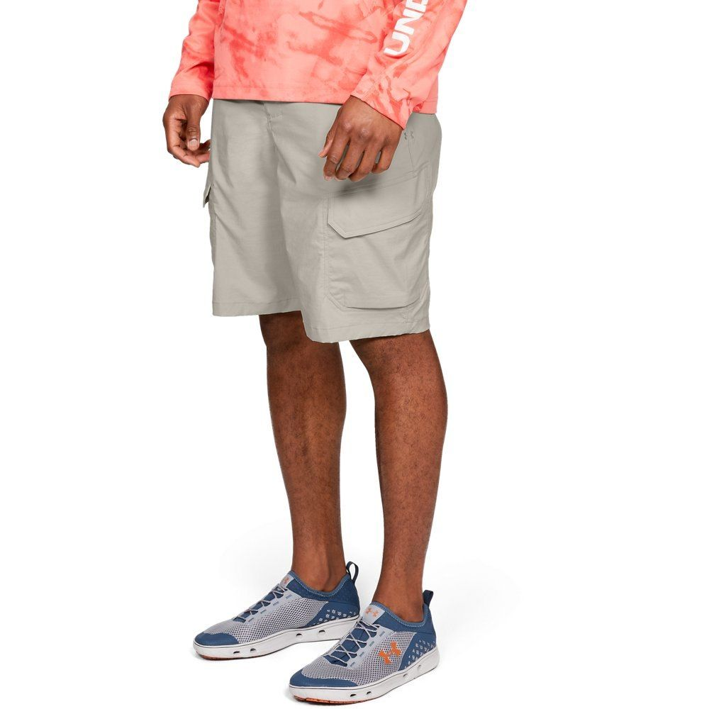 2698eff7a8dc5 Under Armour Men's Under Armour Fish Hunter Cargo Shorts in 2019 ...
