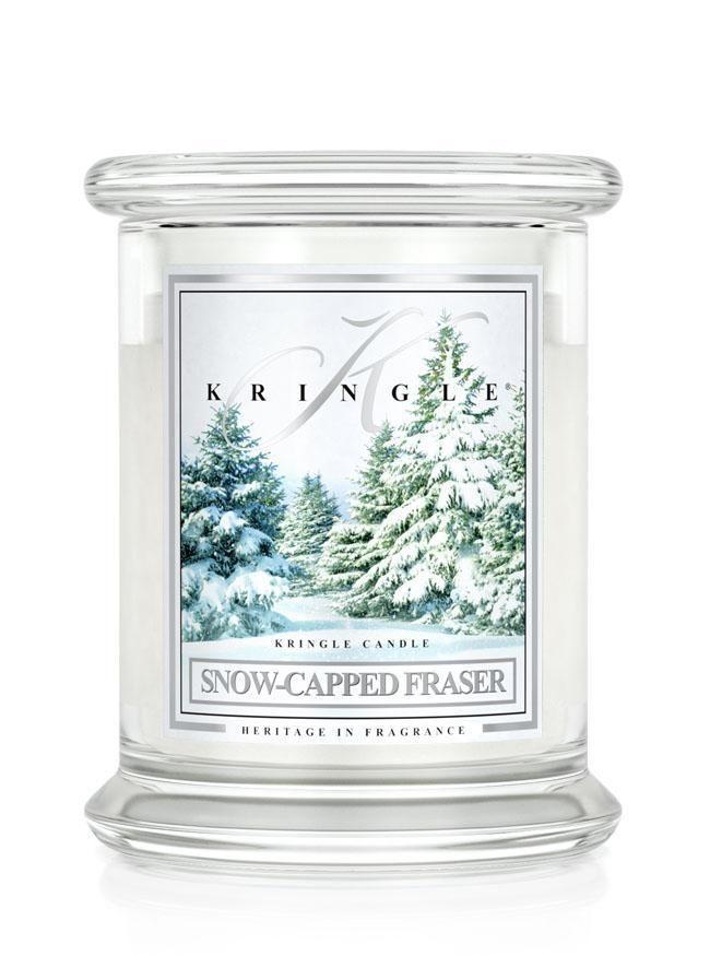 Snow Cap Fraser Hallmark Candle Outlet Candles Duftkerzen