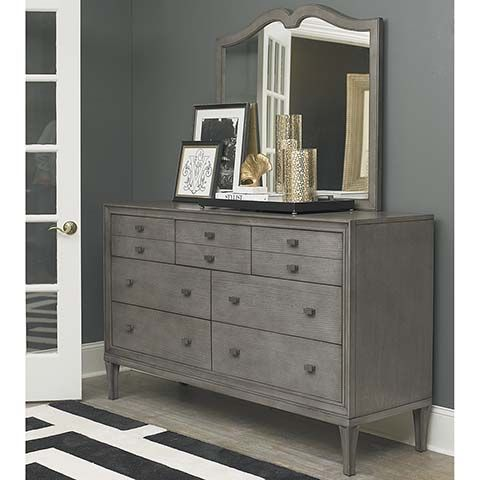 Best Presidio Dresser By Bassett Furniture Pairs A Modern Style With A Traditional Elegance Featured 400 x 300