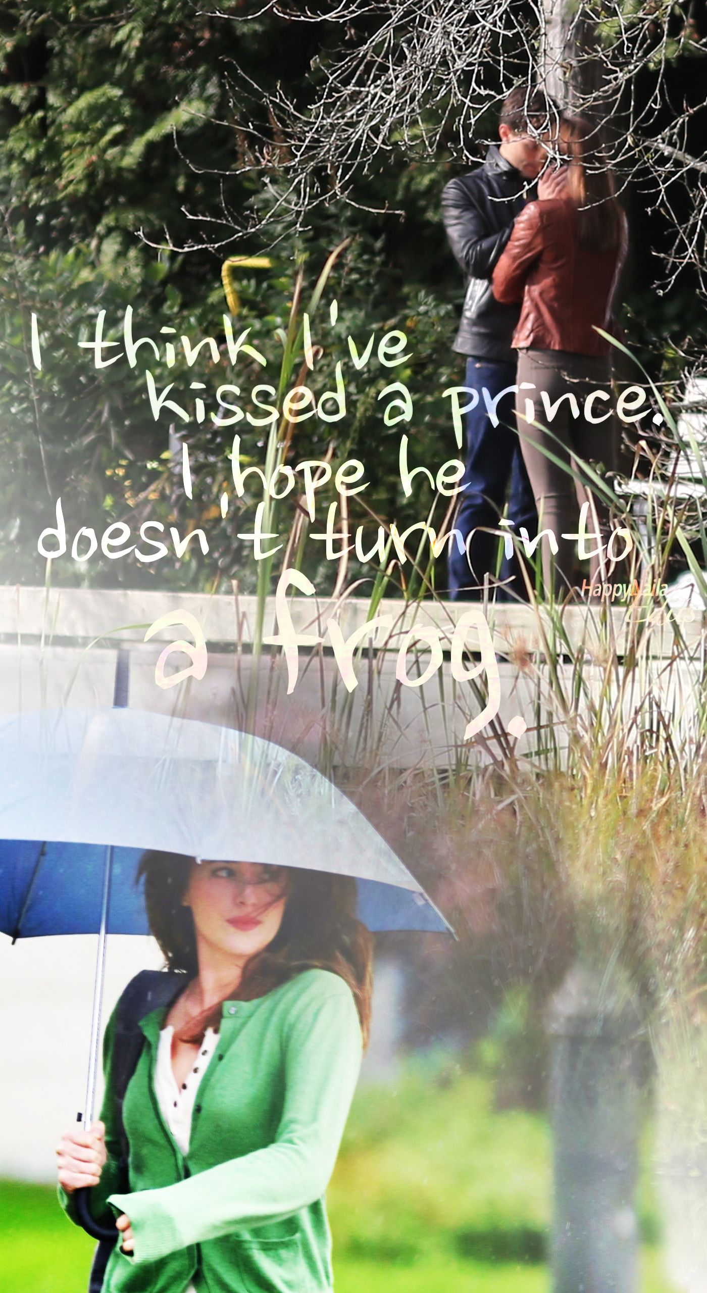 I think I've kissed a prince #FiftyShades