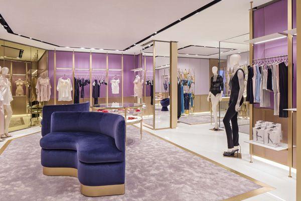 Project: La Perla, Milan | boutique,Closet,Retail | Pinterest ...