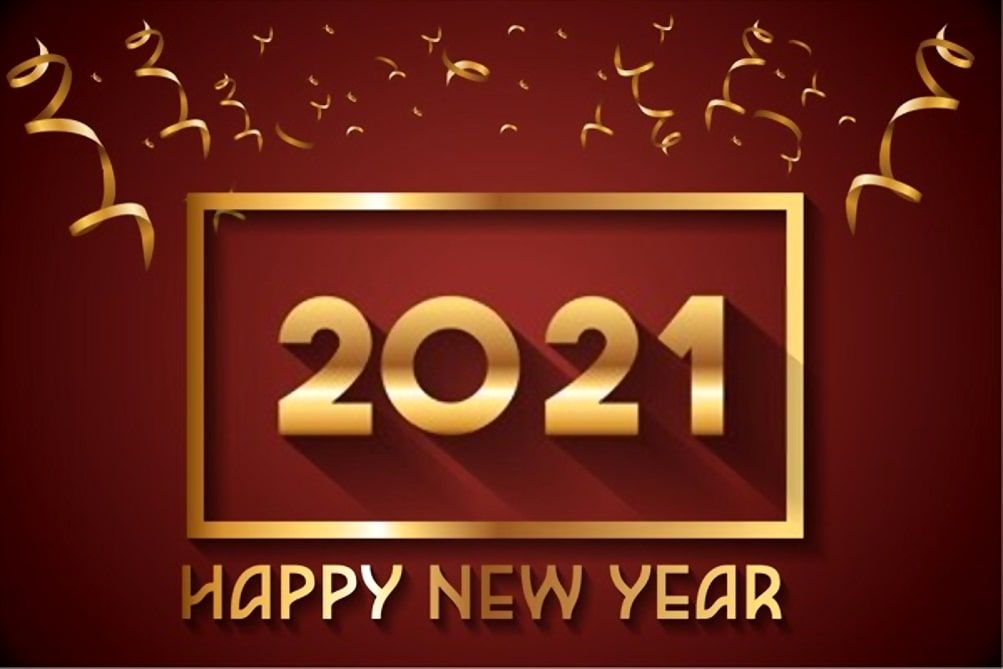 Perfect Happy New Year 2021 Images In 2020 Happy New Year Wallpaper Happy New Year Images New Year Images