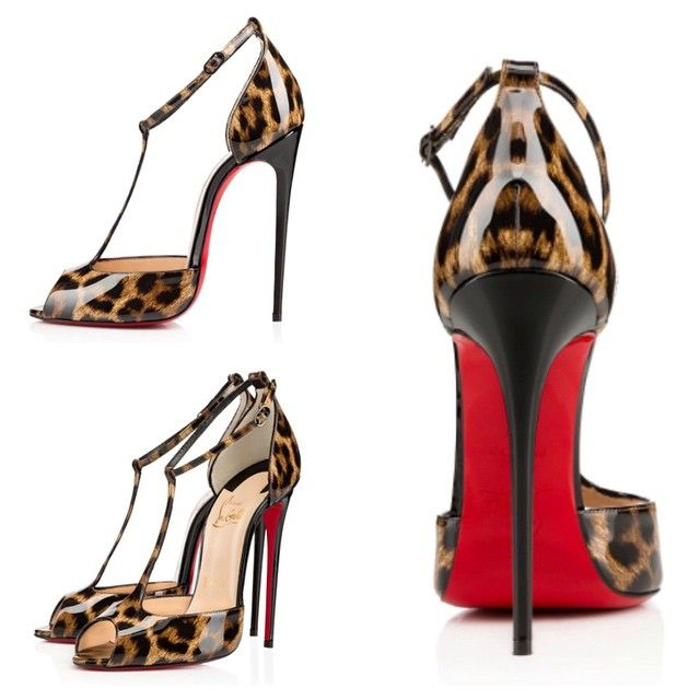 christian louboutin senora 130mm