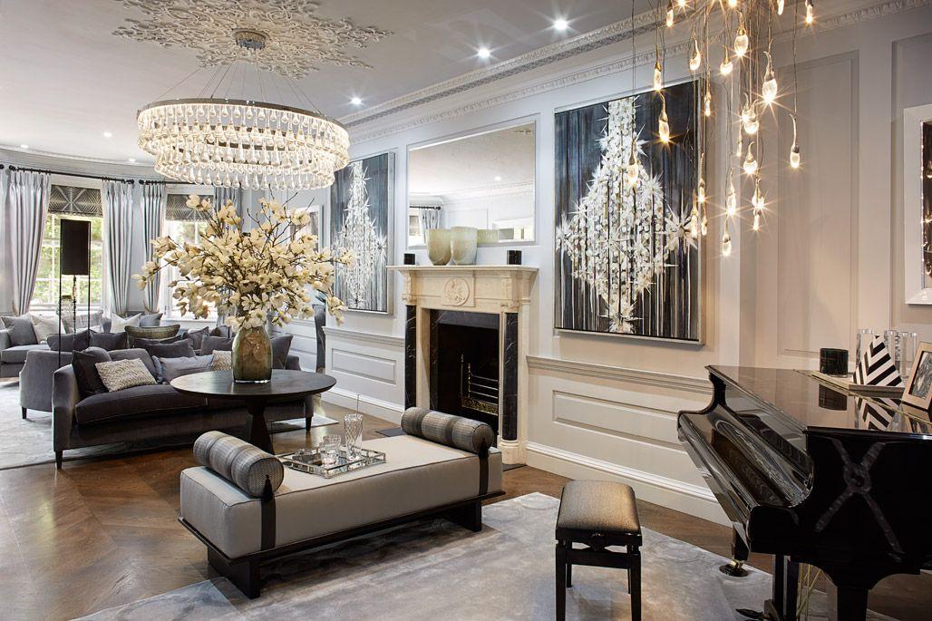 Modern Furniture 2013 Luxury Living Room Curtains Designs: LUXURY INTERIOR INSPIRATION