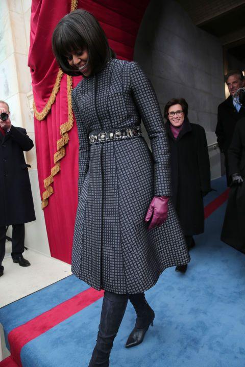 Michelle Obama i vestiti e i look che hanno segnato la moda per 8 anni
