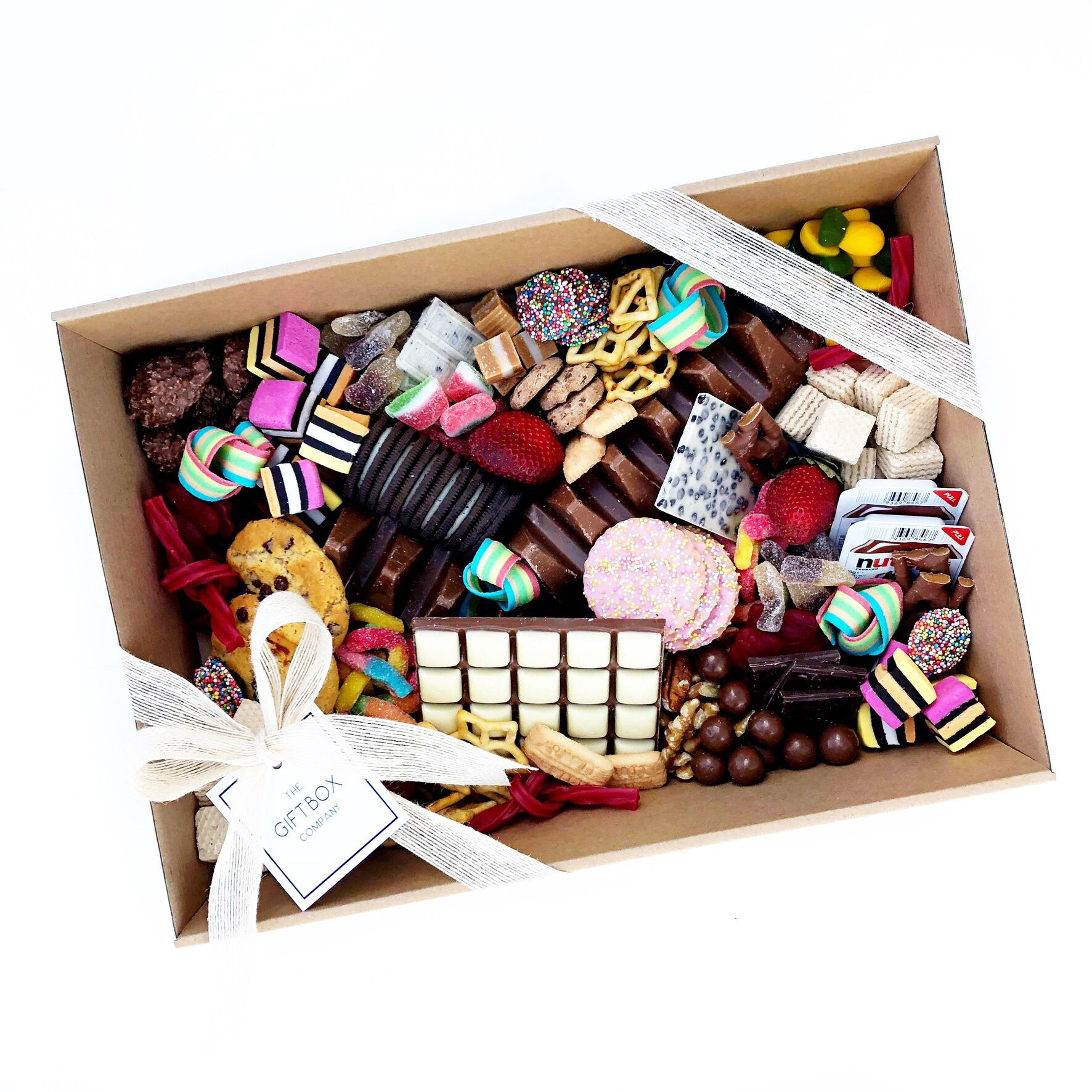 The Candy Shoppe The Gift Box Co. Dessert gifts, Xmas