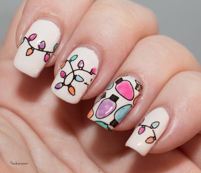 pink white different pattern | Plaid nail art, Plaid nails