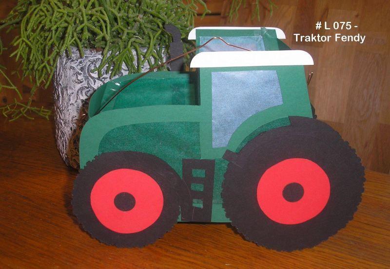 laterne st martin traktor ab 6 jahre von bastelkoenigin. Black Bedroom Furniture Sets. Home Design Ideas