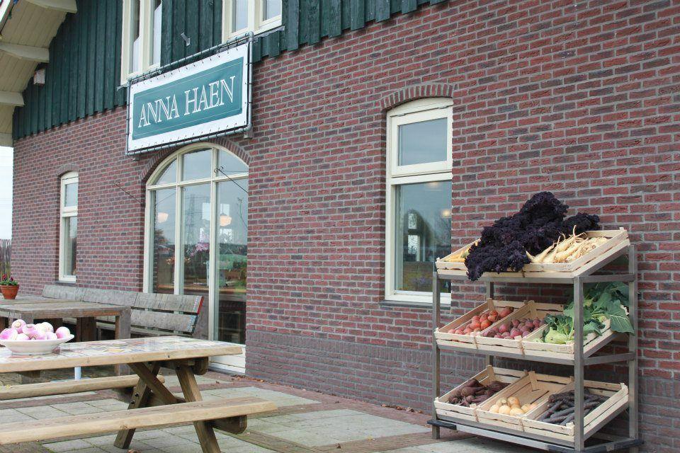 Onze thuis locatie Anna Haen