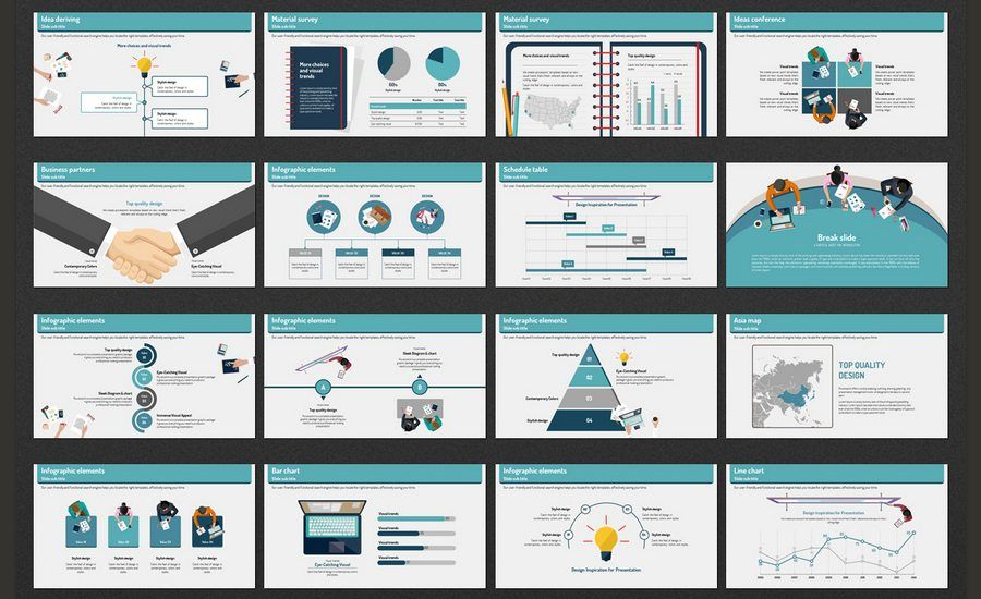 Image Result For Professional Presentation Templates