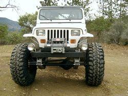 jeep yj 1 ton build - Google Search